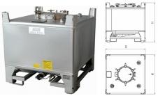 MC - IBC контейнер для жидкостей