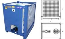PF - Термопластиковый IBC контейнер
